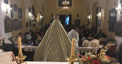 Cancelada la tradicional presentación de los niños a la Virgen de la Estrella en la Candelaria