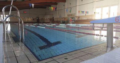 La piscina cubierta y el gimnasio adaptan sus horarios a las nuevas medidas COVID-19