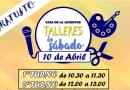 TALLERES DE SÁBADO | ¡¡DISEÑA TUS PROPIAS JOYITAS!!