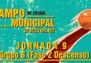 Jornada 9 | Villa del Río C.F. vs Salerm Cosmetics Puente Genil  F.C.