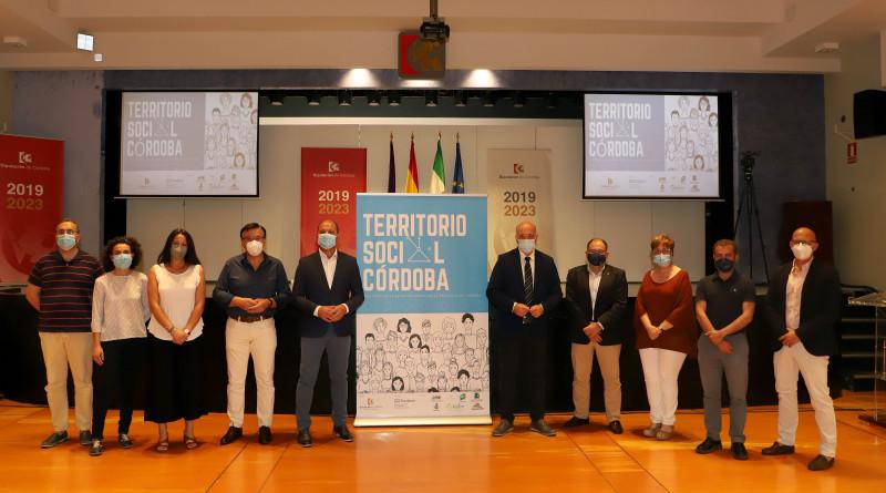 Diputación, Fundecor y mancomunidades impulsan 'Territorio social Córdoba', un diagnóstico de situación para la toma de decisiones en la provincia