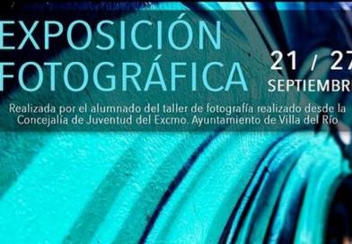 EXPOSICIÓN FOTOGRÁFICA   TALLER DE FOTOGRAFÍA