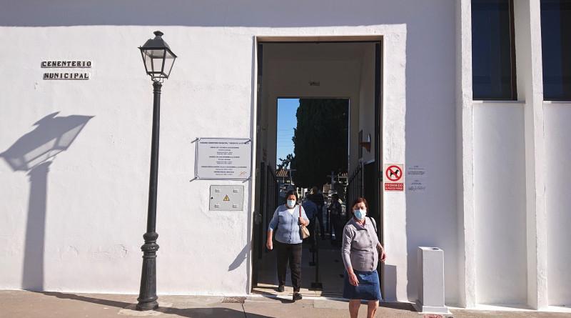 CEMENTERIO MUNICIPAL | DÍA DE TODOS LOS SANTOS Y DÍA DE LOS DIFUNTOS